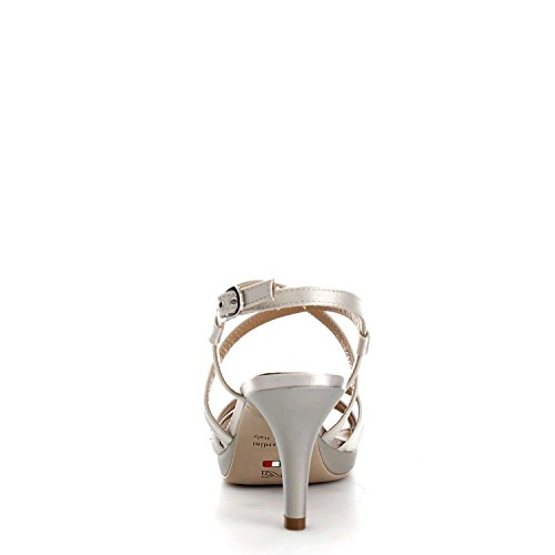Nero Giardini P717910DE Sandales Femme silver