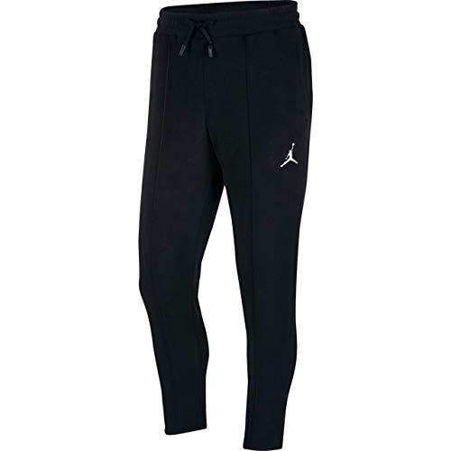 Nike Herren 23 Alpha Therma Pants, Black/White, XL (Herren-jordan Jogginghose)
