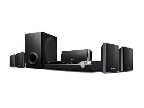 Sony DAV DZ 30 Heimkino-System (DivX-Zertifiziert) schwarz (Dvd-surround-sound-system Sony)