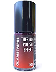 THERMO POLISH EFFECT NAGELLACK – RED TO BORDEAUX - NEW!