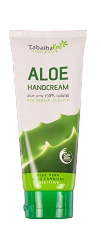 Tabaibaloe 100 ml Handcreme Aloe Vera Islas Canarias Creme Hautcreme 100ml
