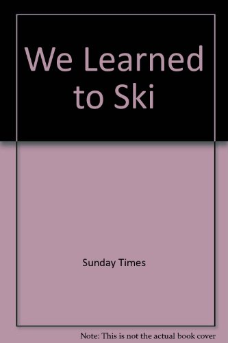 We Learned to Ski por
