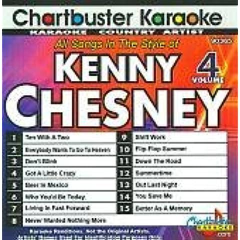 Karaoke:Kenny Chesney (Kenny Chesney Karaoke)