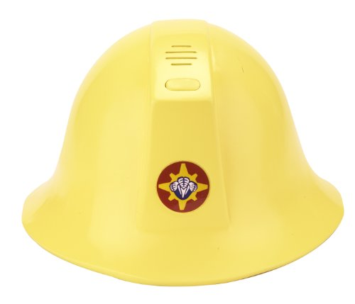 Image of Fireman Sam Helmet with Sound