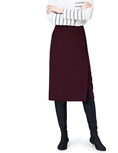 Find. Falda de Botones para Mujer