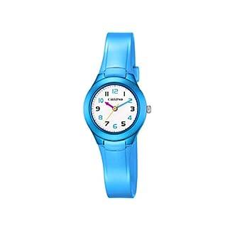 Calypso Watches Reloj Analógico para Mujer de Cuarzo con Correa en Plástico K5749/2