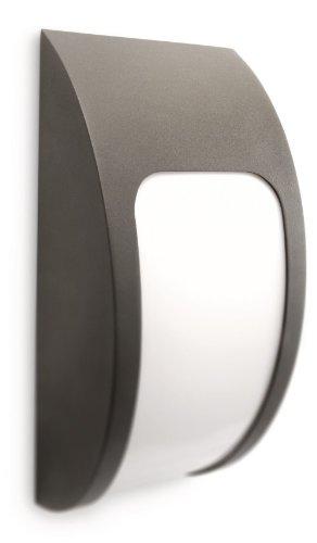 philips-olive-lampada-da-parete-alluminio-antracite-e-sintetico-lampadina-re-20-w-inclusa