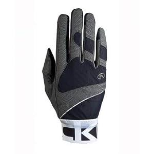 Roeckl Sports Handschuh -Milton- Unisex Reithandschuhe, Bund dehnbar, Touchscreen