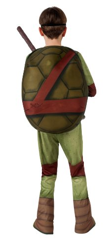 Imagen de tortugas ninja  disfraz de donatello, para niños, talla l rubie's 886756 l  alternativa