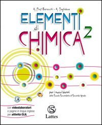 Elementi di chimica. Con attivit sperimentali online. Per le Scuole superiori. Con espansione online: 2