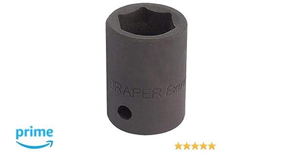 Draper 13762/entra/înement 1//5,1/cm 18/mm Douille /à impact