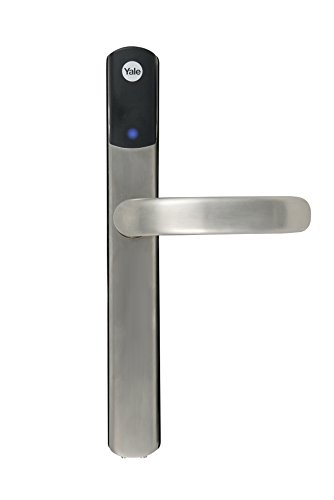 Yale Smart Living sd-l1000-sn Yale conexis L1 Smart Tür Lock, Satin Nickel