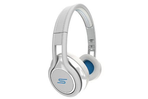 Street-kopfhörer Sms (SMS Audio STREET by 50Cent Wired On-Ear Kopfhörer - Weiß)