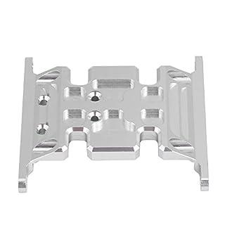 Dilwe Aluminum Alloy Accessory Part Gear Box Mount Holder for Axial SCX10 90035 / 90027 / 90028 / 90022 / 90036 / SCX10 II 90047 / TFL RC Crawler Car