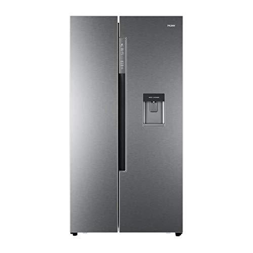 Haier hrf-522ig6 - réfrigérateur américain - 500 l (331 l + 169 l) - Total no Frost - a+ - l 90,8 x h 179 cm - Silver