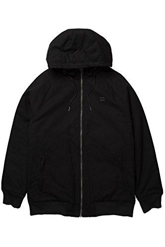 BILLABONG 2016 All Day Canvas Jacket Black Z1JK10 Sizes- - Medium -