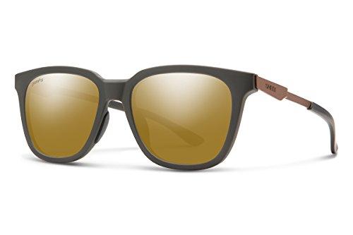 Smith Optics Sonnenbrillen ROAM Matte Gravy/CHROMAPOP Polarized Bronze Unisex