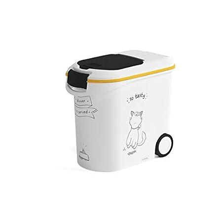 Curver Futtertonne für Katzen – 35 L