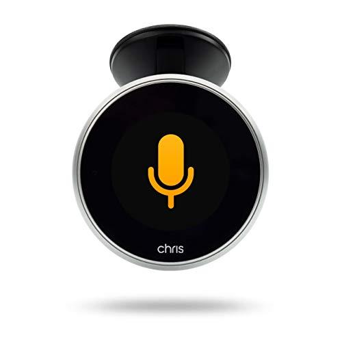 Chris - Sprachassistent mit Gestensteuerung für jeden PKW zum Nachrüsten: Navigation, Wh
