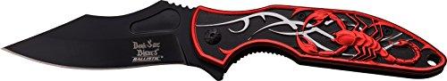 Dark Side Blades Navaja Red Scorpion