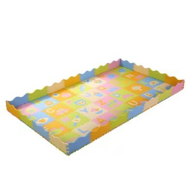 Puzzlematte Lernspiel Spielmatte aus Schaumstoff Kinder Alphabet