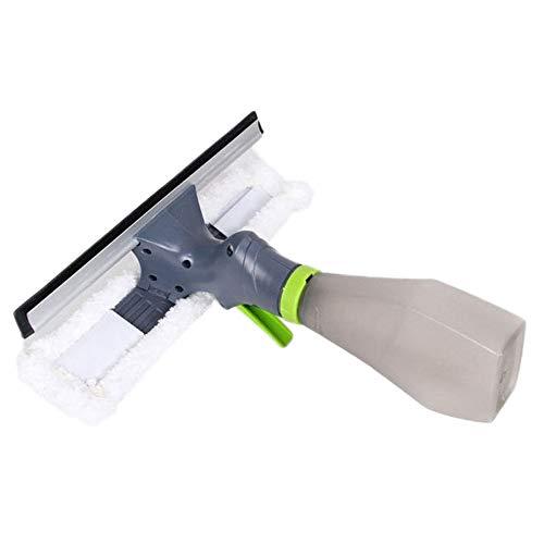LUJIN Multifunktionaler 3-in-1-Scheibenwischer, Dusche, Schaber, Sprinklerglas, Reinigungswerkzeuge. -
