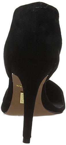Moda in Pelle Clementina, Escarpins femme Noir - Noir