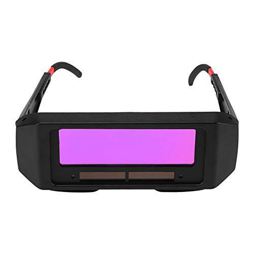 Occhiali oscuranti per saldatura auto solare, occhiali di protezione