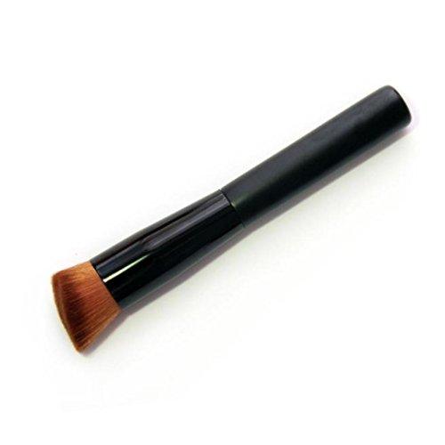 Pinceaux Maquillage Professionnel Koly Pro Multipurpose Liquid Visage Blush Brush Foundation cosmétiques Outils de maquillage