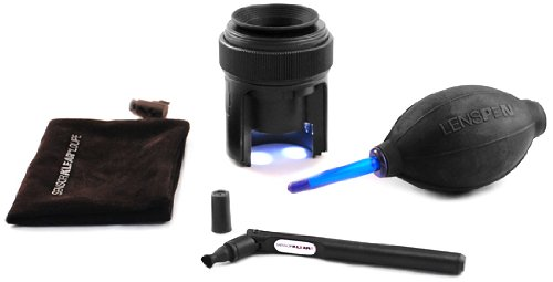 Lenspen L-SKLK1 - Pack de limpieza para ordenador, negro