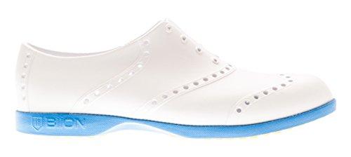 Scarpe Biion - Golf e Tempo Libero - OXFORD BRIGHT / WHITE & BLUE 39