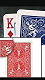 R.S.Magic Tricks Ultimate Marked Deck Magic Cards (Red)
