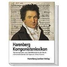Harenberg Komponistenlexikon