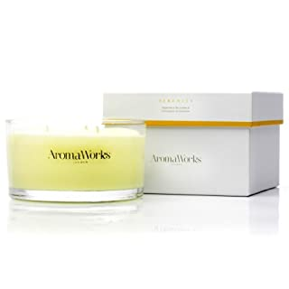 AromaWorks 3 Wicks Candle Serenity