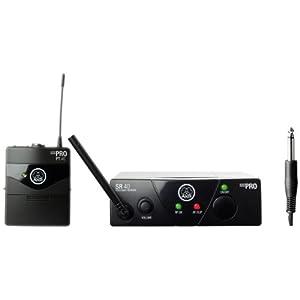 AKG WMS40MINIISETISM2 - Sistema wireless per chitarra/basso e strumenti