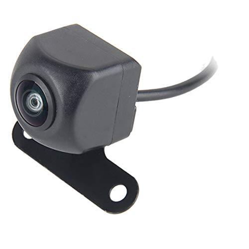 TOOGOO Universal Auto Rück Fahr Kamera mit Fisch Augen Hd Objektiv Rück Fahr Kamera Fahrzeug Einpark Hilfe Kamera 170 Weiter Winkel (Fisch-objektiv-kamera)