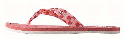 adidas Damen Litha Tex W Zehentrenner Rosa / Blanco (Rubsup / Ftwbla / Rolhal) lrdmBB5m