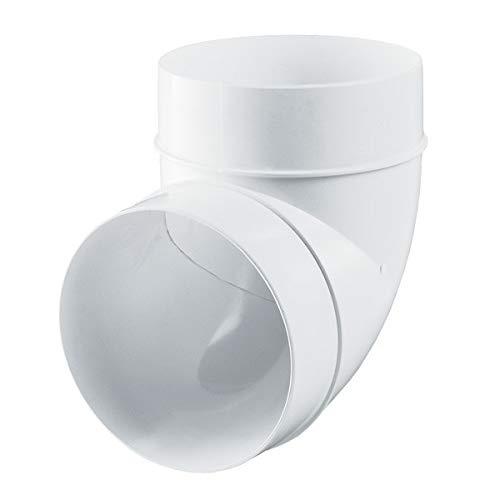 Coude en plastique 90° Winflex 150mm