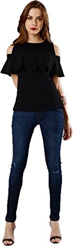 J-B-Fashion-Womens-Plain-Regular-Fit-Top