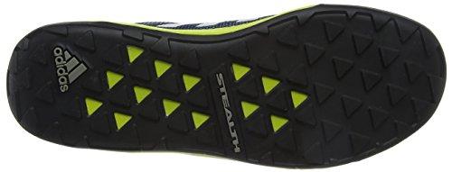 adidas Terrex Swift Solo, Scarpe da Arrampicata Basse Uomo Blu (Core Blue/chalk White/unity Lime)