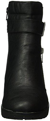 Dockers by Gerli 37ti202-610100, Bottes Rangers femme Noir (schwarz 100)