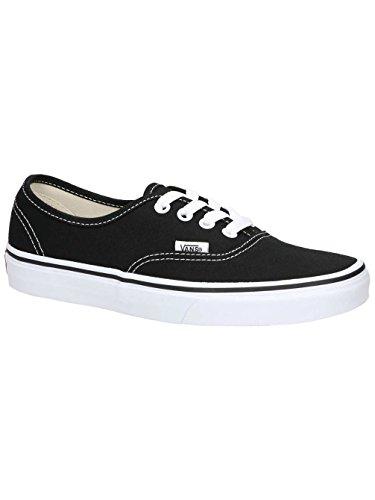 Vans AUTHENTIC, Unisex-Erwachsene Sneakers Black