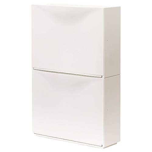 IKEA ASIA Trones Zapatero Color Blanco