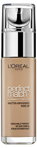 L'Oréal Paris Perfect Match in 5D/5W Golden Sand
