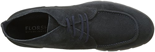 Florsheim Challenger, Chaussures Lacées Homme Bleu (53/Navy)