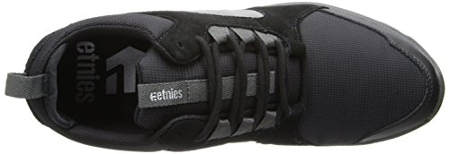 Etnies  Scout MT, Basses homme Noir (Black/Dark Grey)
