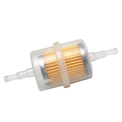 Gazechimp 6mm / 8mm Motorrad Kraftstoff Benzin Gas Benzinfilter