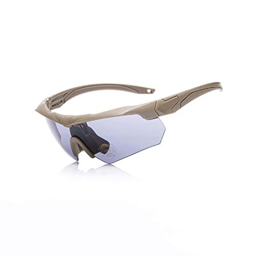 ZALIANG Fernglas, Jagdbrille, CS-Schießbrille, Anti-Kollisions-Armbrust (Color : A2)