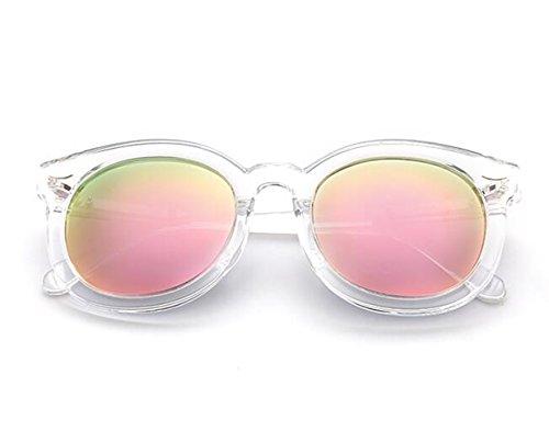 SHULING Sonnenbrille Der Neue Absatz, Frau Sonnenbrille Echte Antike Optische Sonnenbrille Offset, Rosa