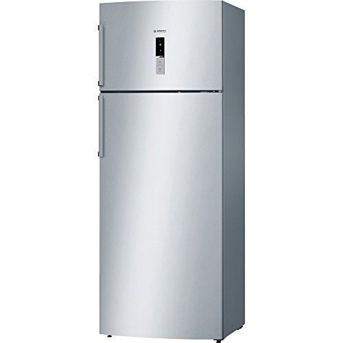 Bosch 507 L 2 Star Frost-free Refrigerator (kdn56xi30i, Chrome Inox Metallic)